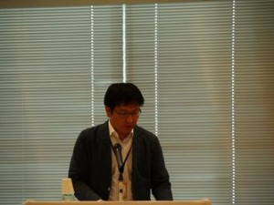 総合司会・モデレータ 無線LANビジネス推進連絡会 普及促進委員会 谷口 一成 委員長