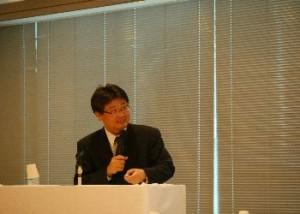 来賓挨拶 総務省総合通信基盤部 消費者行政課長 吉田 正彦 様