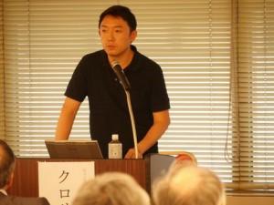 講演2 企(クワダテ) クロサカ 講師