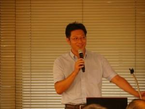 講演3 ソフトバンク 吉井 講師