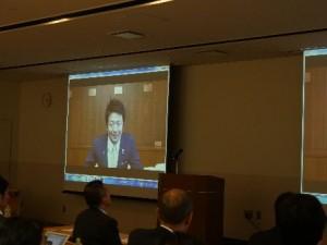 高島市長 ビデオレター