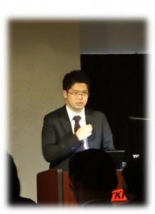 総務省 総合通信基盤局  データ通信課 課長補佐 扇 慎太郎 様