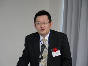 総務省 データ通信課長 内藤茂雄氏