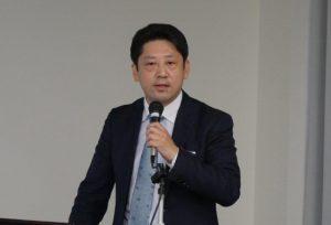 江副 渉外・広報委員長